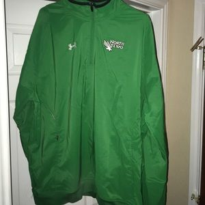 UNT (Mean Green) Zip-Up Jacket
